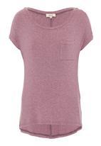 Jenja - Knit t-shirt