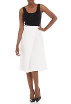 Albertus Swanepoel - A-line pencil skirt