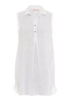 Jenja - Sleeveless shirt