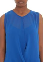 Beelee - Twist blouse with cami