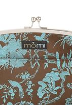 Momi Baby Bags - Printed accessory bag