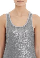 Slick - Sequined vest
