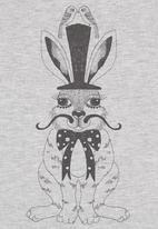 Petit Pois - Bunny-print vest