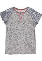 Sam & Seb - Sparkly sleeve top
