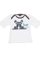 Sam & Seb - Bunny-print T-shirt