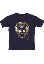 Sam & Seb - Skull-print T-shirt