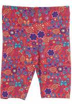 Just chillin - Floral printed leggings