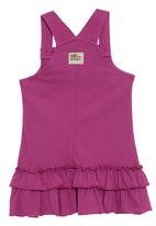 Just chillin - Dungaree dress