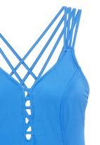 Sea Folly - Full piece costume in blue