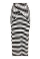 FRIENDS - Asymmetrical striped
