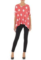 Gordon Smith - Tencel top with spots