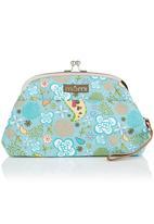 Momi Baby Bags - Small printed nappy bag