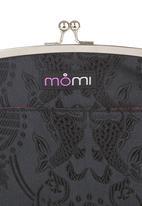 Momi Baby Bags - Small brocade nappy bag
