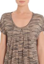 YARRA TRAIL - Draped T-shirt