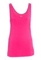 Betty Basics - Fireberry miami tank Pink
