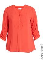 edit - Tunic in orange
