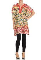 YARRA TRAIL - Kaftan tribal print