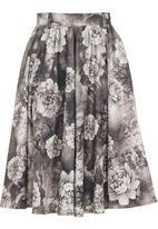 edit - Dance skirt in grey