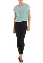 STYLE REPUBLIC - Blouse in green
