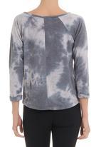 STYLE REPUBLIC - Knit sweater in grey