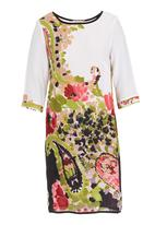 Ilan - Floral and paisley tunic Multi-colour
