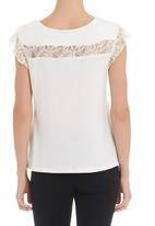 edit - Lace T-shirt