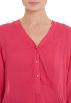 edit - Tunic in pink