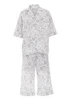 Phoebe & Floyd - Wallpaper printed pajama set