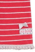 Eco Punk - Coral leggings