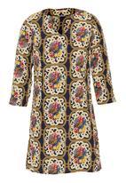 CRAVE - Baroque printed tunic