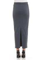 COCOA HM - Knit maxi skirt