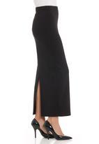 COCOA HM - Knit maxi skirt