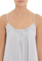 Poppy Divine - Woven chemise with dots
