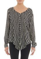 RVCA - Manisa long-sleeve summer blouse
