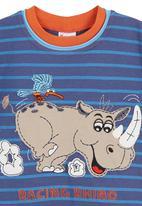 Hooligans - Racing Rhino T-shirt
