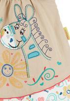 Hooligans - Paint Me Flowers Infants Dress