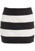 FATE - Lock down mini skirt