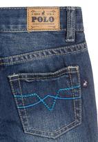 POLO - Dark-wash jeans