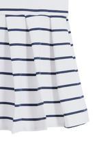 Sam & Seb - Striped drop-waist dress