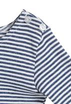 Sam & Seb - Striped T-shirt with buttons
