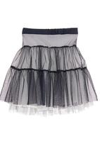 Sam & Seb - Mesh tutu Dark Blue