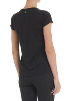 New Balance  - Go 2 short-sleeve T-shirt Black