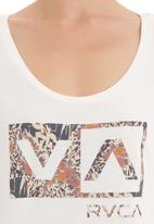 RVCA - Pippi T-shirt Milk
