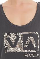 RVCA - Pippi T-shirt Black