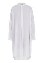 Nocturnal Affair. - Mandarin sleepshirt White