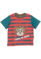 Hooligans - Born to roar T-shirt