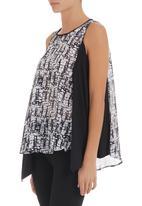 Slick - Kim printed top