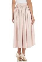 edit - Full skirt Pale Pink