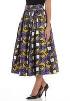 Loin Cloth & Ashes - High-waisted skirt Multi-colour