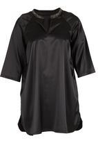 Megalo - Satin Tunic Black